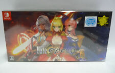 FATE / EXTELLA LIMITED BOX NINTENDO SWITCH ORIGINAL NEW SEALED JAP REGION FREE