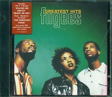 Fugees/Lauryn Hill - Greatest Hits con sticker Cd Perfetto