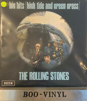 ROLLING STONES-BIG HITS 'HIGH TIDE & GREEN GRASS' 1970 VINYL ALBUM TXS 101 EX