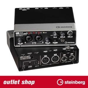 Steinberg UR22 MKII - USB Audio-Interface