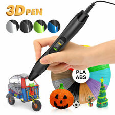 SUNLU 3D Printing Pen PLA ABS With LCD Screen Mutiple Speed Mutiple Color New