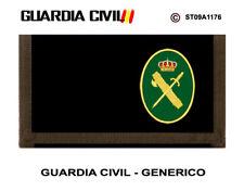 MONEDEROS GUARDIA CIVIL: EMBLEMA GENERICO DEL CUERPO / M2