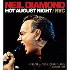 Neil Diamond Hot August night/NYC (2009, live from Madison Square Garde.. [2 CD]