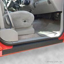 1992-1998 Chevy GMC C/K Crew Cab 4pc Door Sill Step Protect Threshold Shield Kit