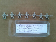 15mm Essex Miniatures  Late Medieval Partisanman