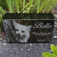 Custom Engraved Granite Pet Memorial Brick