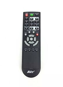 NEW Aver Avermedia RM-NM Projector Replacement Remote Control Black Original OEM