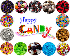 Pick n Mix RETRO SWEETS 200g Traditional Sweets 250 FLAVOURS Easter VALENTINES
