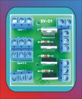 Signalverstärker Schaltverstärker f Reed-Kontakt Hall-Sensor Weiche Schaltung 01