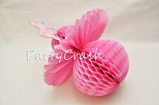 3pcs Baby Shower Party Decoration Table Centerpiece or Hang Pink Blue Pacifiers