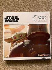 Buffalo Games Star Wars - The Mandalorian - The Child - 500 Piece Jigsaw Puzzle