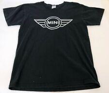 Mens Otto Comfy Cotton MINI COOPER Logo Automobile Car Auto Graphic Tee Shirt M