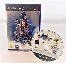 Ps2 Kingdom Hearts II (Sony Playstation 2, 2009)