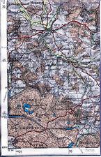 Neunburg vorm Wald Penting Meißenberg 1889 1925 Teilkarte/Ln. Neukirchen-Balbini