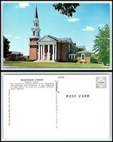 INDIANA Postcard - Muncie, Presbyterian Church M14
