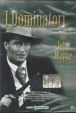 Dvd **I DOMINATORI** con John Wayne nuovo 1942