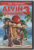 Alvin Et Les Chipmunks 3 Dvd Neuf
