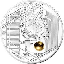 EUR, France, Monnaie de Paris, 10 Euro, UEFA Euro 2016, Gardien, 2016 #98191