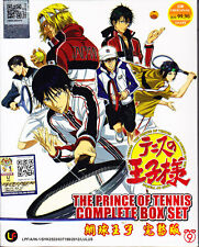 The Prince of Tennis Complete Box Set with English Subtitle