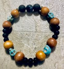 Lava Healing Stone ,balance,Tropical Bracelet