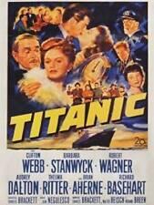 Titanic (1953) DVD 20th Century Fox