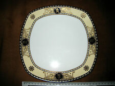 "LARGE ORMA BONE CHINA 10"" PLATE 26cm ITALIAN STYLE a7v19l10"