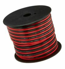 Rockville R14GSBR100 4 Gauge Mini Spool Car Audio Speaker Wire