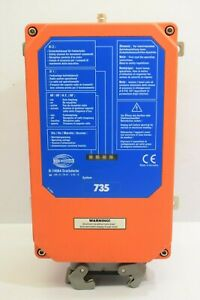 HBC Radiomatic FSE 735 Wireless Crane Remote Control Frequency Receiver