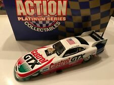 JOHN FORCE 1998 CASTROL 1/24 ACTION DIECAST FUNNY CAR 1/9,504