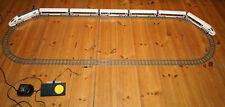 LEGO ICE Eigenbau MOC Train Eisenbahn 3x 9 Volt Motor,Schienen,spezial Trafo etc