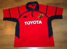 Canterbury Munster 2005/2007 Home Shirt (For Age 8)