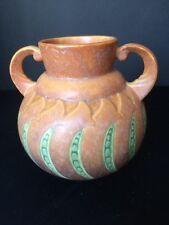 A Roseville Falline Vase #644-6