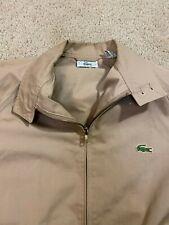 Izod Lacoste Light weight jacket Mens Size M