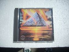 THE LOVE UNLIMITED ORCHESTRA / RISE - GERMANY CD opened