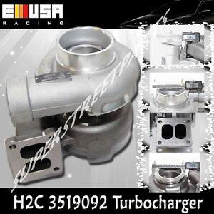 H2C 3519092 Turbocharger for Cummins 1980-2013 LTA10 L-10 3519092 168823 3504696