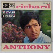Interprètes Beatles 45 tours Richard Anthony 1966