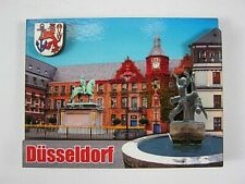 Düsseldorf Rathaus,3D großer Holz Magnet,Souvenir Germany Deutschland
