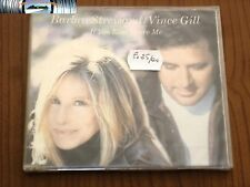 Barbra Streisand Vice Gill - If you ever leave me - CDs