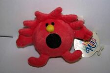 Mr Men, Little Miss - Little Miss Scary - Plush Character Bounce Ball - NEW