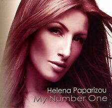 CD ONLY (ARTWORK MISSING) Helena Paparizou: My Number One Single