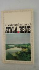 Atala / Rene (French) M – 1964 by Francois-Rene de Chateaubriand (Author), Pierr
