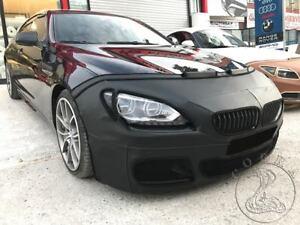 Car Bra Full Mask Fits BMW 6 Series 2012 2013 2014 2015 2016 2017