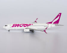 """1:400 NG Model 58067 Swoop 737-800/w C-GDMP """"Oh Canada""""; with scimitar wiinglets"""