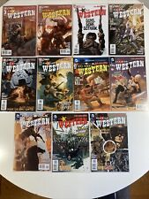 All-Star Western 1-11 by Gray and Palmiotti, Jonax Hex VG Condition