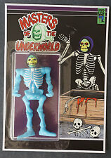 MOTU KO Underworld Warriors Goodleg toys CUSTOM RESIN heman Skeletor