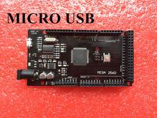 M630 Mega 2560 R3 CH340G/ATmega2560-16AU MicroUSB. Compatible for Arduino Mega