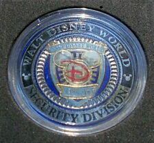 Walt Disney World Official Protecting the Magic Security Division Challenge Coin