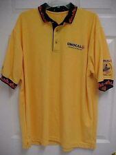 UNOCAL 76 Deepwater Drilling Saint Malo Walker Ridge 678 Men Yellow Polo Shirt