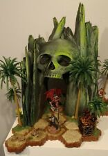 Heroscape Custom Terrain - Mt. Totenkopf... OF DOOM!!!! (Remastered)