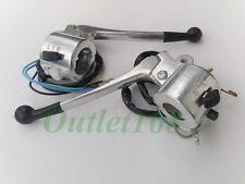 Suzuki 100 AS A RV90 K90 A50 A80 GT100 T125 TS50 Switch Brake Clutch Choke Lever